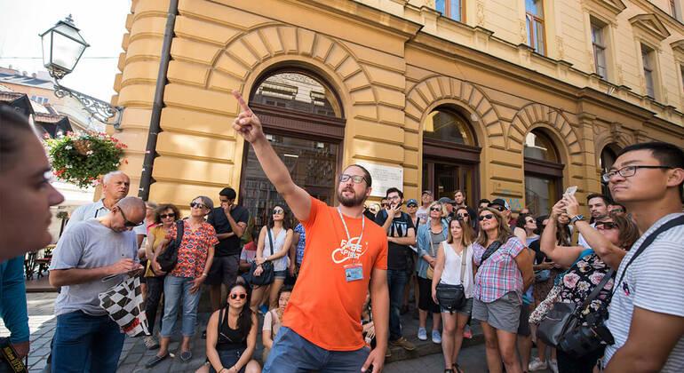 Free Spirit Walking Tour Zagreb Croatia — #5