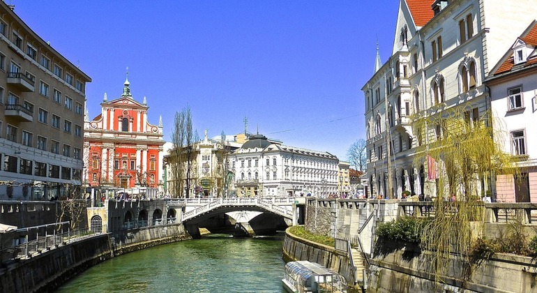 Ljubljana Free Tour Provided by Ljubljana Free Walking Tour