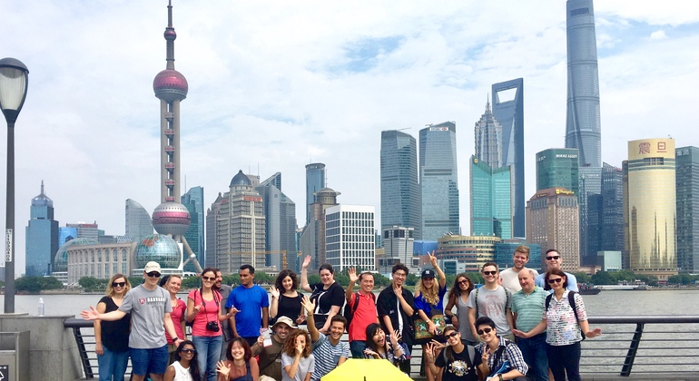 Shanghai Free Walking Tour Provided by Free Tour Asia