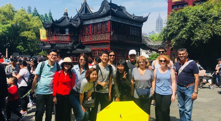 Shanghai City Free Walking Tour China — #4