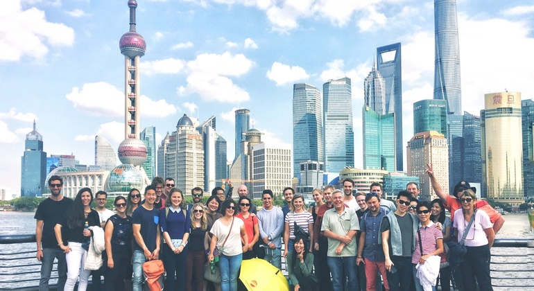 Shanghai City Free Walking Tour China — #6