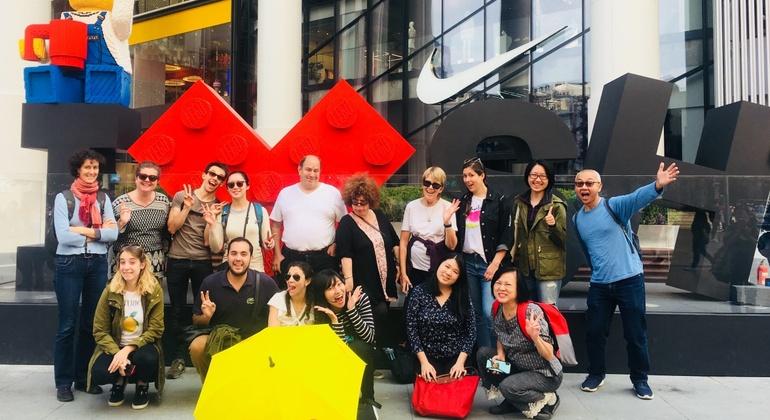 Shanghai City Free Walking Tour China — #7
