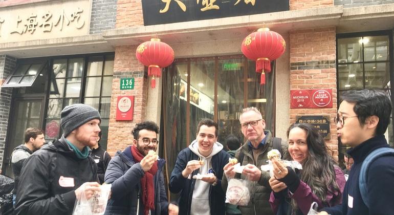 Shanghai City Free Walking Tour China — #8
