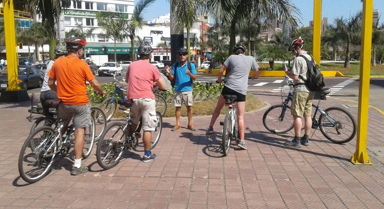 Barranco Bohemian Bike Tour From Miraflores