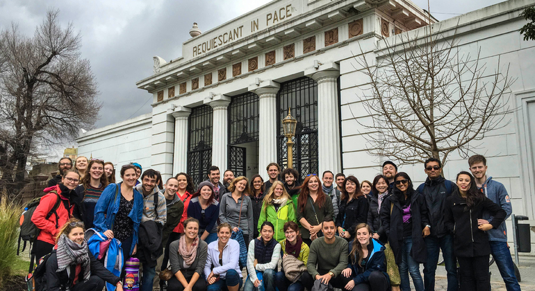 Free Tour Recoleta Provided by Free Walks Buenos Aires