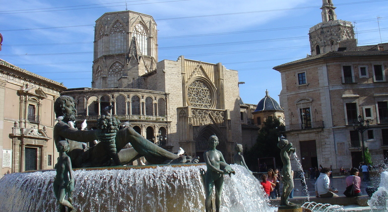 Historical Valencia Free Walking Tour Provided by Valencia and Go