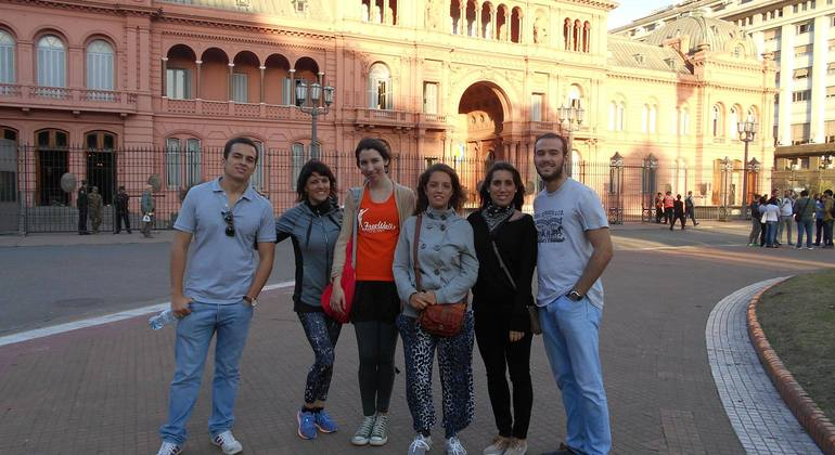 Buenos Aires Free Tour - Center Argentina — #3