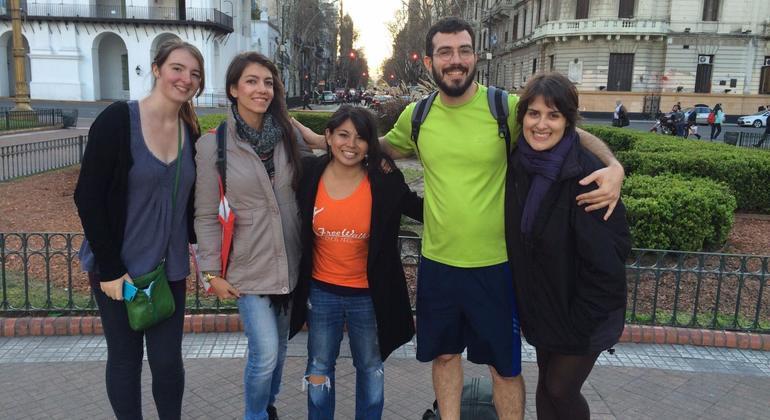 Buenos Aires Free Tour - Center Argentina — #2