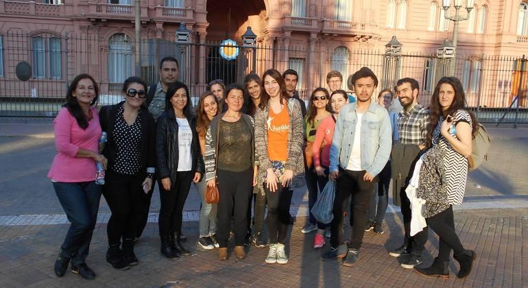 Buenos Aires Free Tour - Center Argentina — #5