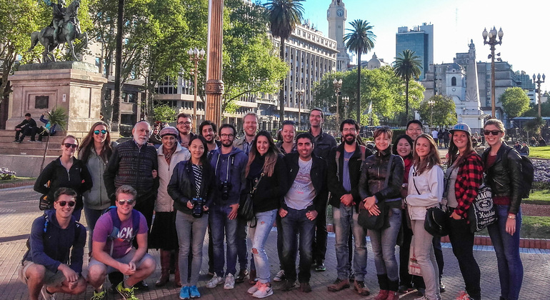 Free City Center Tour - Buenos Aires Provided by Free Walks Buenos Aires