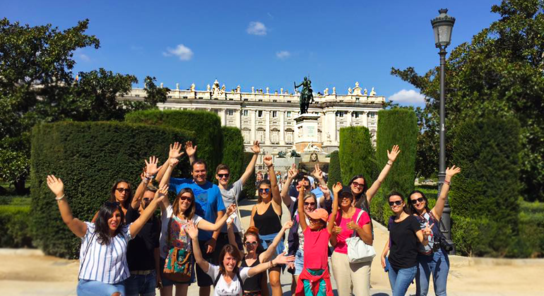Free Walking Tour Madrid Provided by MADRIDE TRAVEL