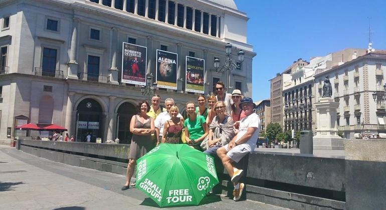 Madrid  Old Town Free Walking Tour Spain — #2