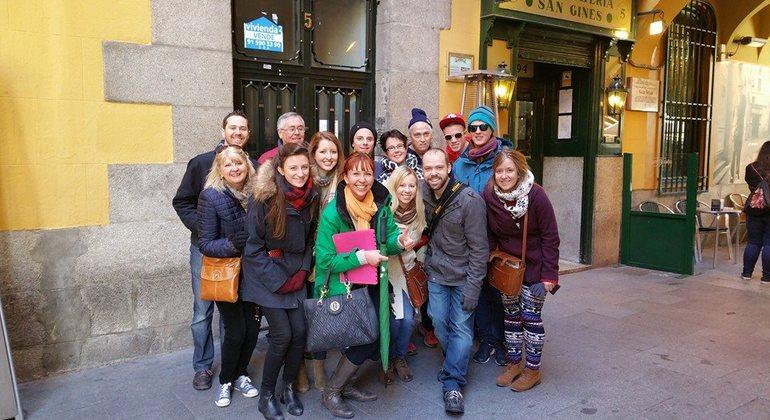 Madrid  Old Town Free Walking Tour Spain — #4
