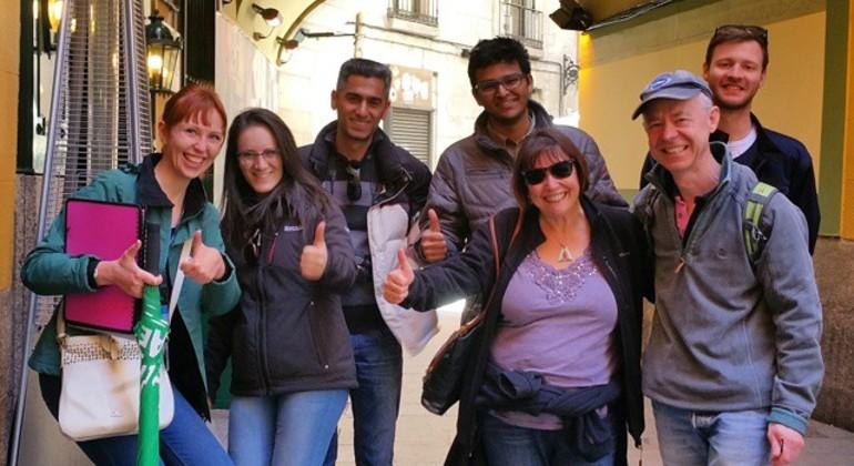 Madrid  Old Town Free Walking Tour Spain — #7