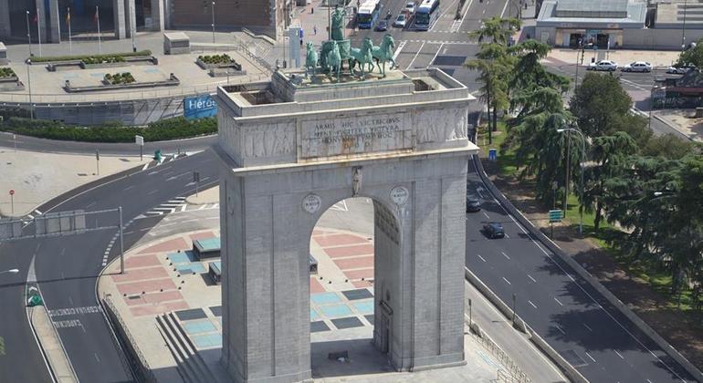 Madrid  Old Town Free Walking Tour Spain — #9