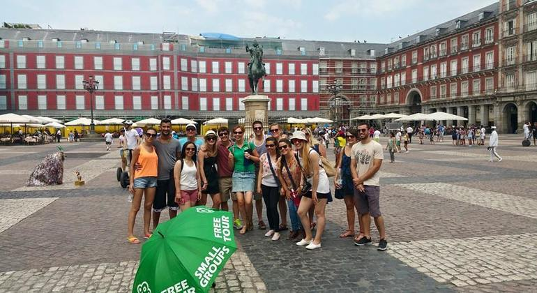 Madrid  Old Town Free Walking Tour Provided by Ogotours