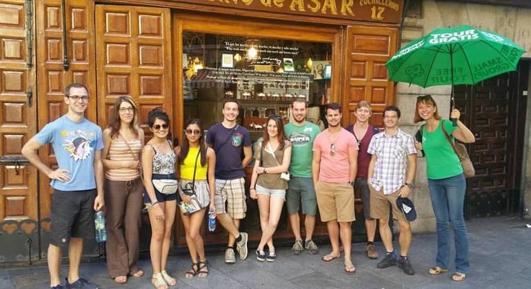 Madrid  Old Town Free Walking Tour Spain — #12