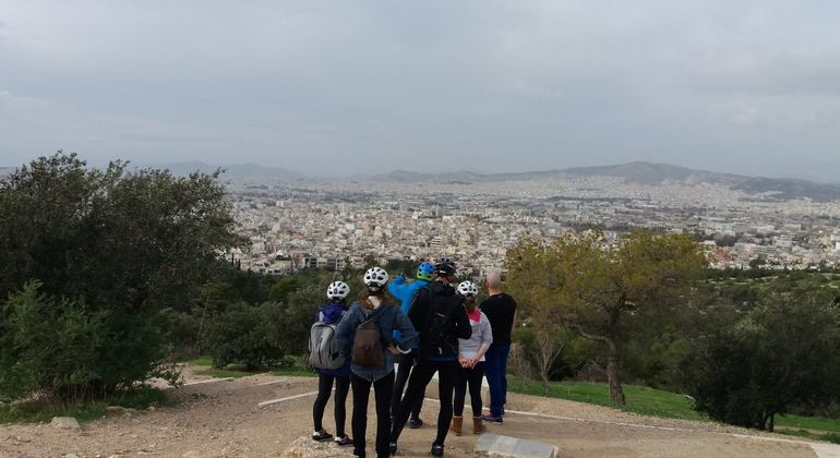 Electric Bike Athens Tour - The Alternative Picture of the City Provided by Bike me up