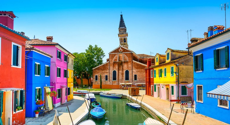 Murano y Burano Free Walking Tour Provided by Buendia Tours- Venecia