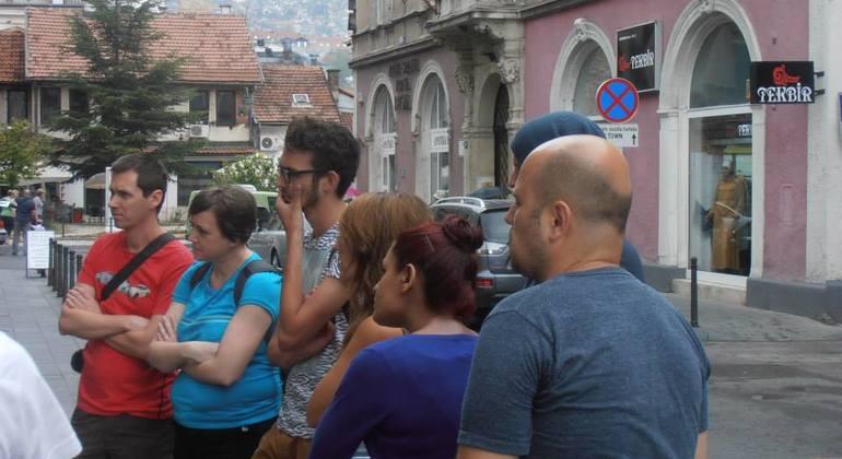 Insider Free Tour Sarajevo