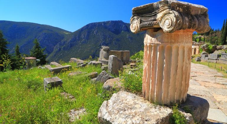 Delphi One Day Trip from Athens - Delphi   FREETOUR com