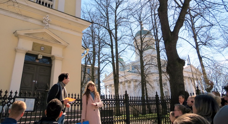 Private Historic Walking Tour of Helsinki Provided by Free Walking Tours Helsinki