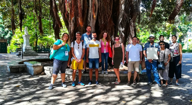 Free Walking Tour Pretoria