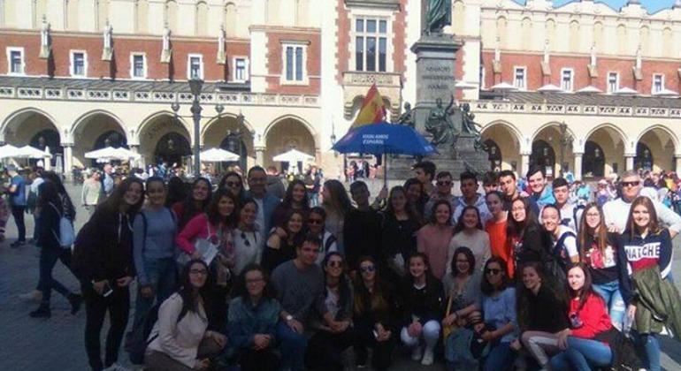Old Town Krakow Free Tour Provided by Polonia Free Tours en Español