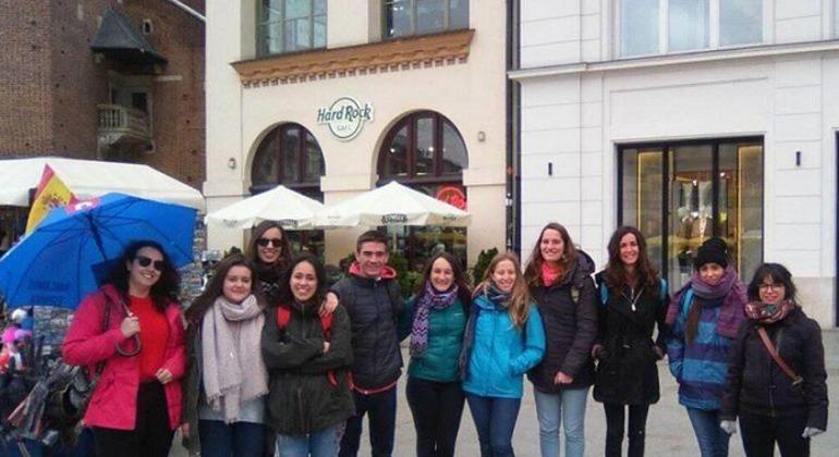 Old Town Krakow Free Tour Poland — #2