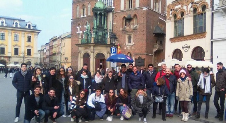 Old Town Krakow Free Tour Poland — #6
