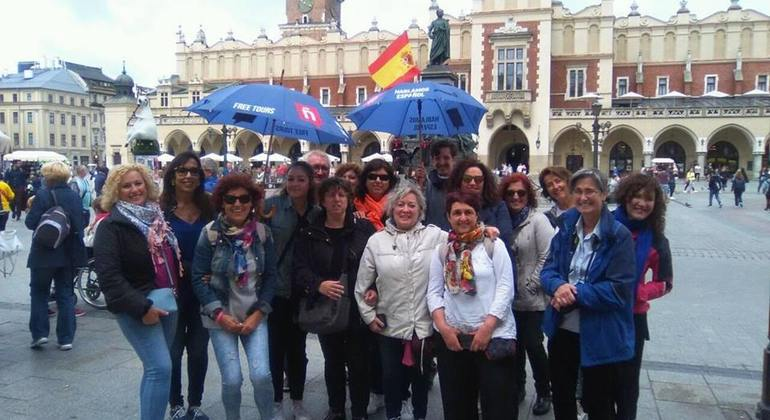 Free Jewish Krakow Tour in Spanish Provided by Polonia Free Tours en Español