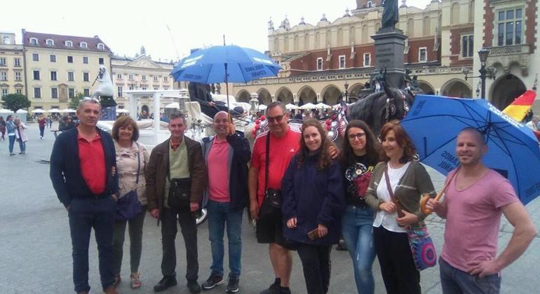 Tour por el Barrio Judío y Gueto en Español Polonia — #5