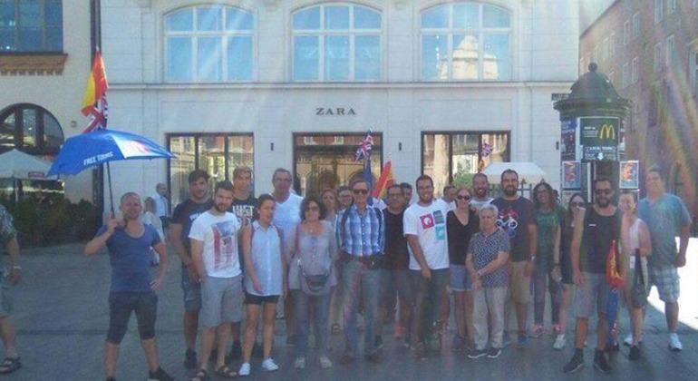 Tour por el Barrio Judío y Gueto en Español Polonia — #7