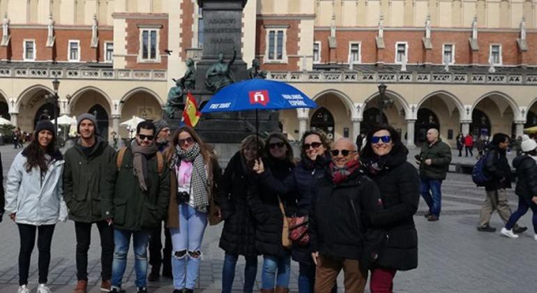 Tour por el Barrio Judío y Gueto en Español Polonia — #9