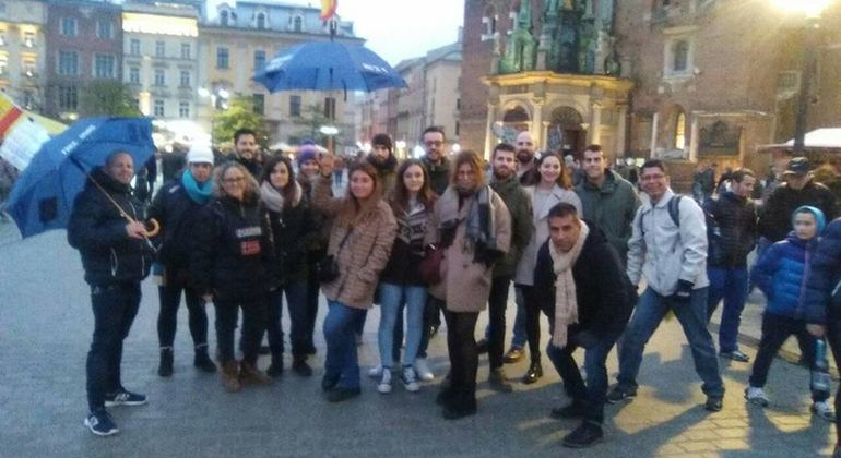 Free Tour Cracovia Judía en Español Polonia — #21