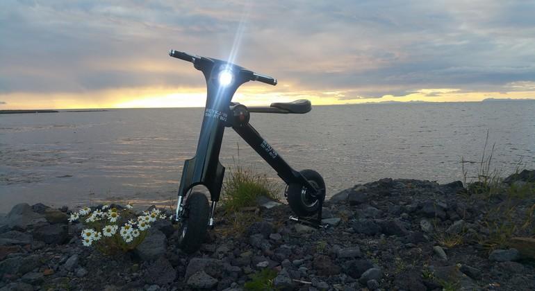 Electric Bike Tour of Reykjavik Operado por Reykjavik Smartbike