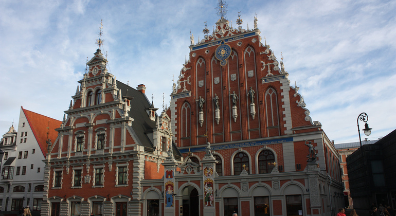 Riga Storyteller Walking Tour Provided by Elvita Rakstite