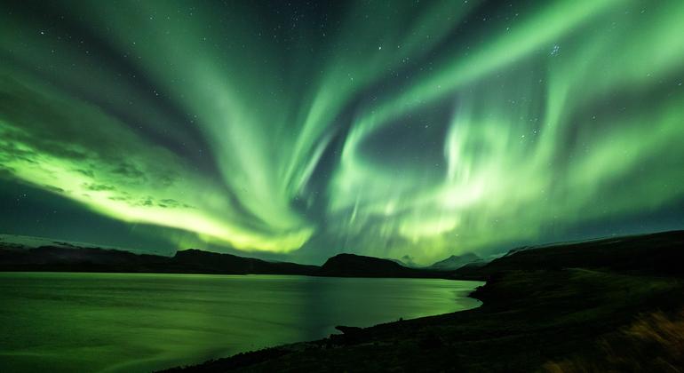 Northern Lights Tour from Reykjavik Operado por Happy Tours Iceland