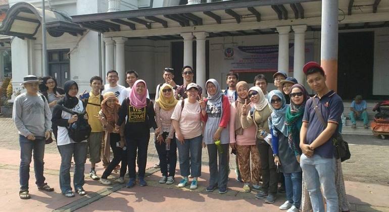 Jakarta Free Walking Tours Indonesia — #5