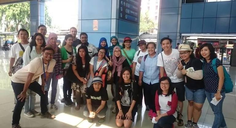 Jakarta Free Walking Tours Indonesia — #1