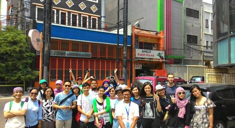 Jakarta Free Walking Tours Indonesia — #25