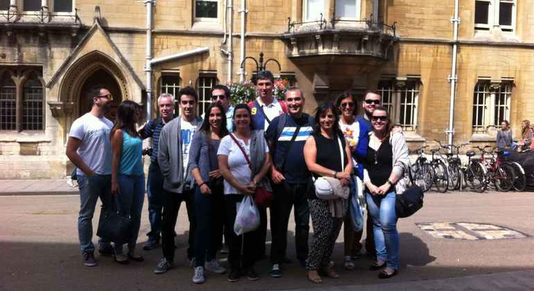 Tour por Oxford en Español Operado por Te lo cuento de camino