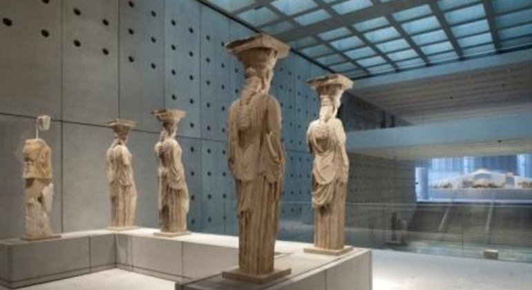 Acropolis Museum Guided Tour Provided by Key Tours