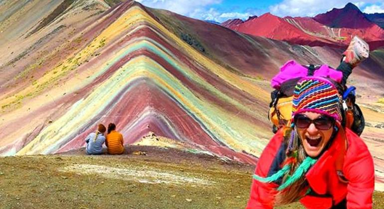 Rainbow Mountain Tour from Cusco Operado por Machupicchu Nice  Travel Agency