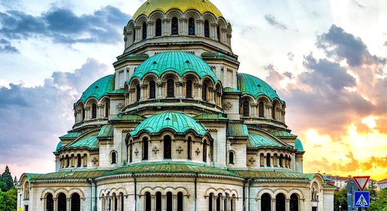 Sofia Guided City Tour Provided by City tour