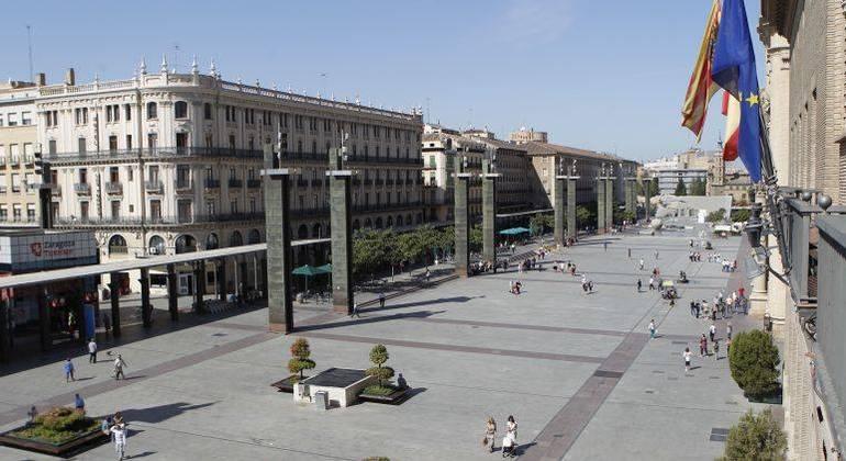 Free Tour Zaragoza Spain — #4