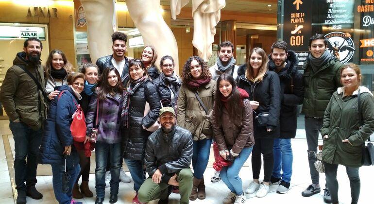 Free Tour Zaragoza Spain — #12