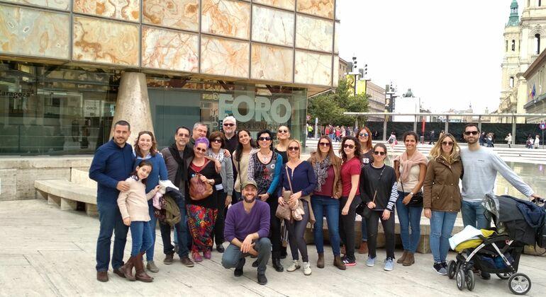 Free Tour Zaragoza Spain — #13