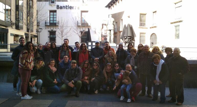 Free Tour Zaragoza Spain — #24