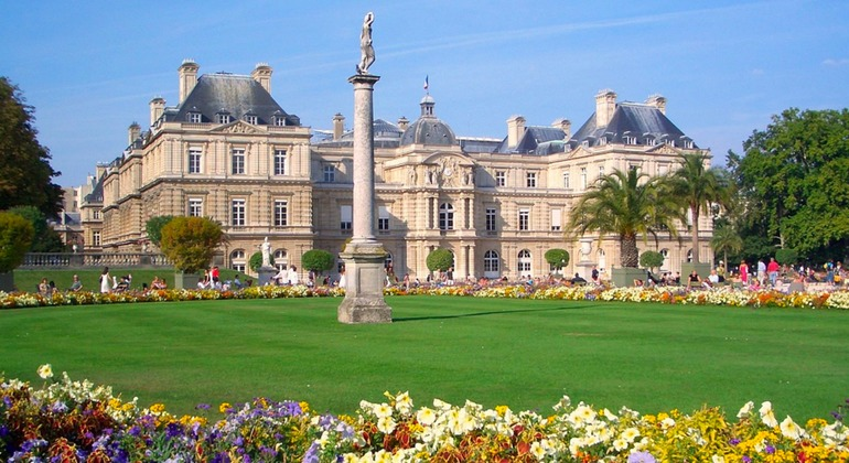 Free Tour Latin Quarter and Luxembourg Gardens Provided by Buendía Tours - París
